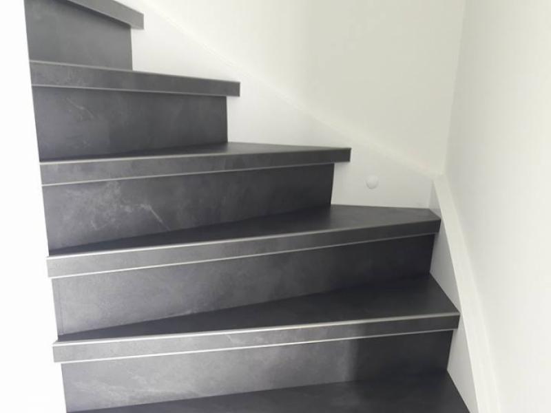 PVC trappen