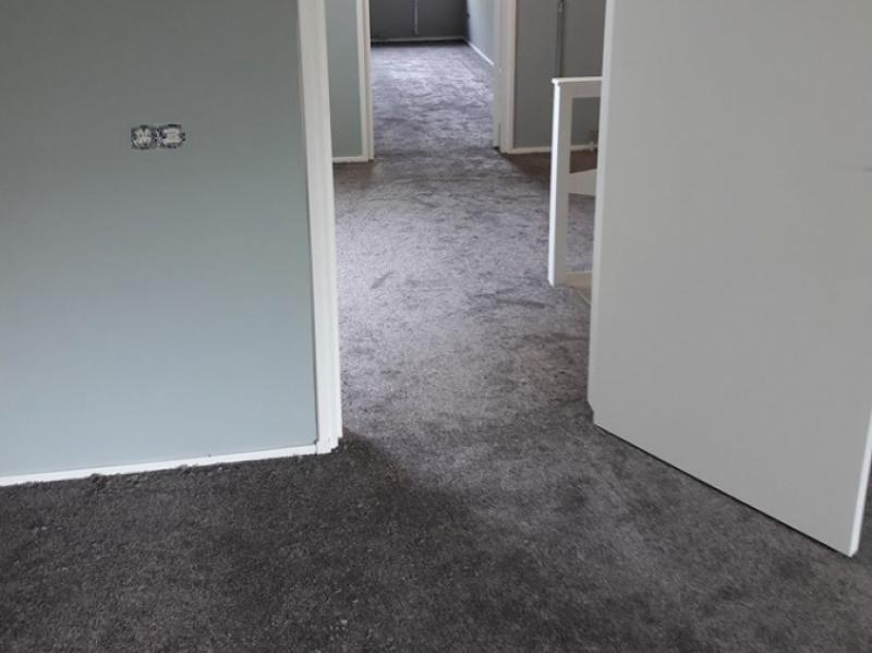 Tapijt gelegd op de gehele verdieping in Veenendaal